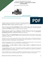 RESENHA - PAOLI - Direitos Sociais_ Conflitos e Negociações No Brasil Contemporâneo