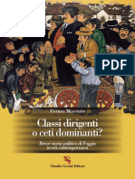 Franco Mercurio - Classi dirigenti o ceti dominanti?