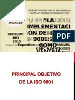 278936193 La Implementacion de La Iso 9001 2015 Como Ventaja Competitiva en Un Entorno de Cambio