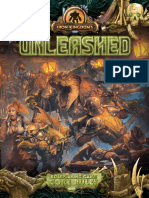 Iron Kingdoms Unleashed - Core Rules