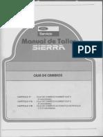 02 Caja de Cambios Sierra