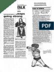 Jimmy Snuka Nancy Argentino Clippings