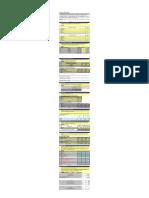 Modelo Financeiro - Serviços - Fórmulas Desprotegidas - Violão Popular