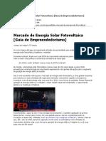 60 - Empreendedorismo Energia Solar