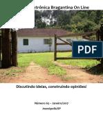 Revista Eletrônica Bragantina On Line - Janeiro/2017