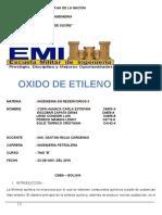 Informe Oxido de Etileno 3parcial