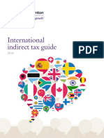 International Indirect Tax Guide 2016
