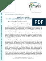 [FRANÇAIS] 2017-01-25 (famvin)