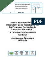 Uptjaa Manual Psit 2015