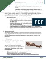 Tema 5 Mecanica, Pociciones Corporales y Movilizacion