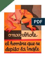 VIÑOLE, Omar - El Hombre que se Depiló la Ingle.pdf