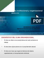 Grupo Clima Organizacional
