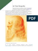 Leonardo Da Vinci Biografia