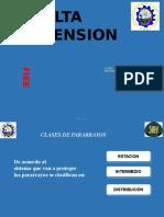 DiapositivasSemana Decimo Primera - Alta Tension