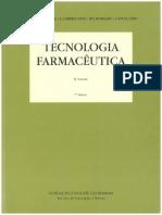 Tecnologia Farmaceutica II Vol 7a Edição