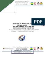 Propuesta Manual Tecnico Uptjaa
