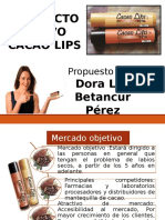 Dora Luz Betancur Pérez - Producto Nuevo