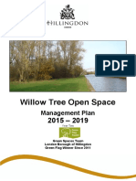 Willow Tree Council Proposal