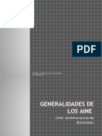 AINE GENERALIDADES