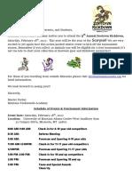 Zootown Kickdown 2017 Tournament Packet
