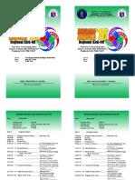 Brigada Eskwela Regional Kick-Off Program FINAL