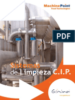 Sistemas Cip Clean in Place Machinepoint Food Technologies