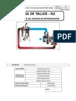 Laboratorio Analisis de Motores - Sistema de Refrigeración