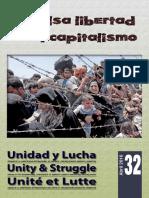 Unidad y Lucha 32