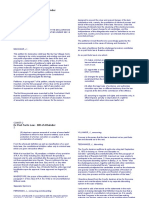 CONSTI 2 - CASES - Ex Post Facto Law – Bill of Attainder