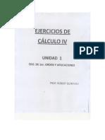 Guia de Calculo 4. Unidad I