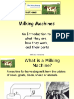 Introduction to the Milking Machine 1Jan06 jaw.ppt