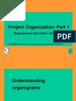 project organization.ppt