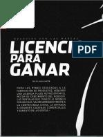 Licencia Para Ganar