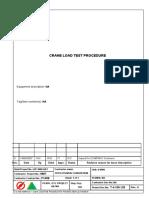 54820433 Crane Load Test Procedure