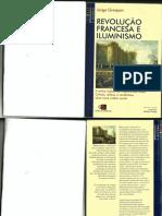 Jorge Grespan o Iluminismo e a Revoluc3a7c3a3o Francesa
