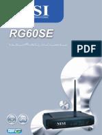 MSI RG60SE