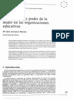 poder y participacion de las mujeres en instituciones educativas.pdf
