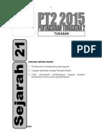 Pt2 2015 Sejarah . Edisi Murid ( Soalan Akhir Tahun)