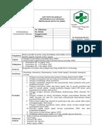 Sop Penyelidikan Epidemiologi Demam Berdarah Dengue Dbd Docx