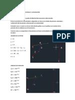 Analicis de Posicion Velocidad y Aceleracion
