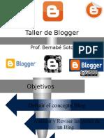 Taller Crear Blog