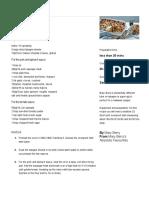 BBC Food - Recipes - Express Lasagne