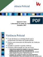 Violencia Policial 2007