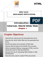 Note Chapter1 IntroWebApp