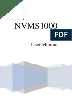 NVMS-1000 User Manual