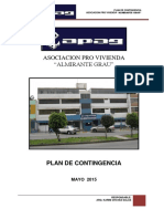 Plan de Contingencia Del Local Apag