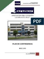 Plan de Contingencia Del Local Apag