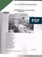 Fundamentos de La Ventilacion Mecanica