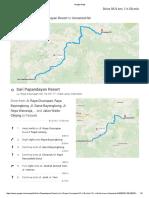 Route to Majalengka