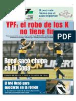 Ypf El Robo de Los k